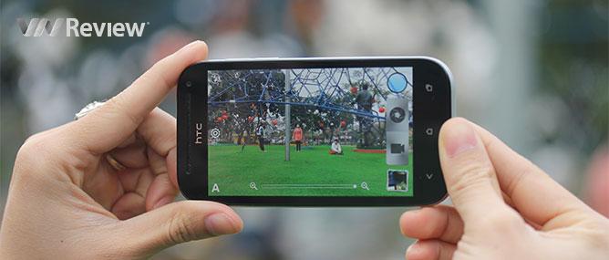 Trên tay điện thoại HTC One SV