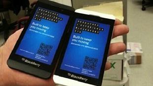 BlackBerry Z10 sẽ có hai màu đen và trắng