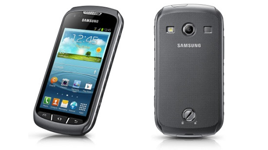 Samsung chính thức công bố Galaxy Xcover 2, chống bụi và nước