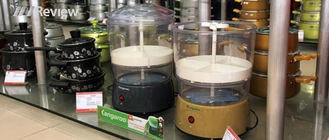 Tư vấn chọn mua và sử dụng máy trồng rau mầm