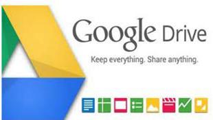 Sử dụng Google Drive trong giao diện Modern UI của Windows 8