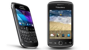 BlackBerry Bold 9790 và Curve 9380 ra mắt
