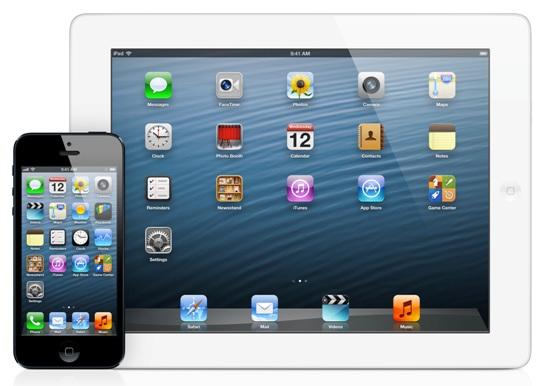 Apple sẽ ra mắt iPad và iPhone bộ nhớ 128GB?