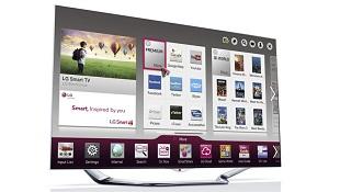 Đánh giá nhanh TV LG LCD 55 inch 55LA8600