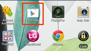 Cách sử dụng CH Play