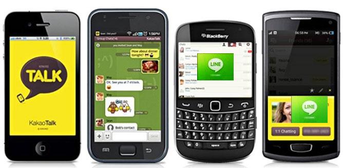 Line, KakaoTalk trở lại bình thường trên mạng MobiFone, VinaPhone