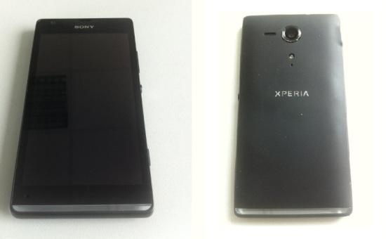 Lộ ảnh Sony C5303 HuaShan tầm trung