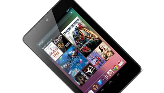 Thế hệ tiếp theo của Nexus 7 ra mắt vào tháng 5