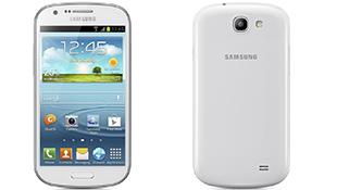 Samsung Galaxy Express: màn hình 4.5 inch, Jelly Bean