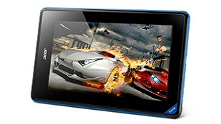 Acer sẽ ra một loạt tablet giá rẻ trong quý III năm nay