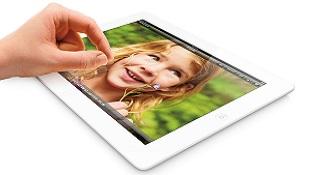 Apple chính thức giới thiệu iPad 4 phiên bản 128GB, bán từ 5/2