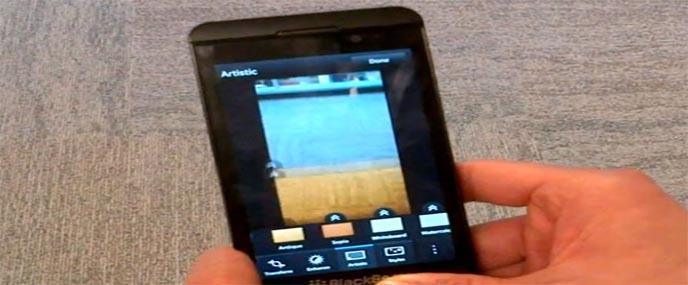 Hồi hộp chờ sự kiện BlackBerry 10 diễn ra vào 10h đêm nay