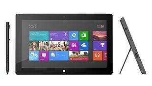 Phiên bản Surface Pro 64GB sẽ chỉ còn 23GB khả dụng