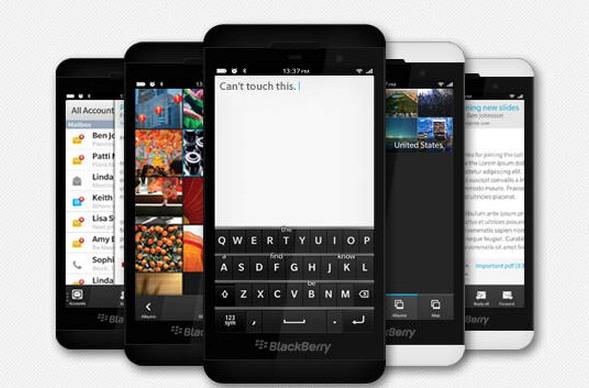 Chỉ 1 trong 8 người muốn mua BlackBerry 10