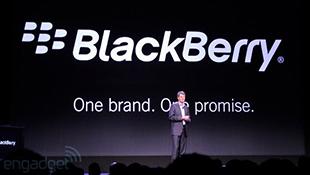 RIM đổi tên gọi thành BlackBerry