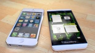 Đọ thông số BlackBerry Z10 với các điện thoại cao cấp