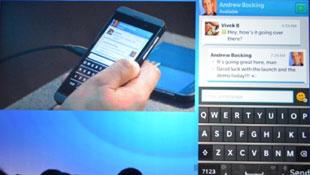 BlackBerry Messenger thêm tính năng chat video, gọi điện video và chia sẻ màn hình