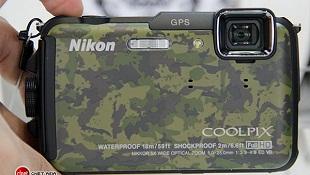 Trên tay Nikon Coolpix AW110
