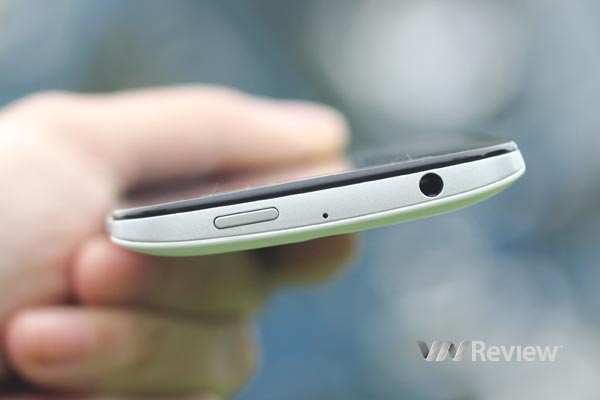 Đánh giá điện thoại HTC One SV