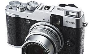 Trên tay camera Fujifilm X20