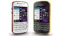 Sẽ có BlackBerry Q10 mạ vàng