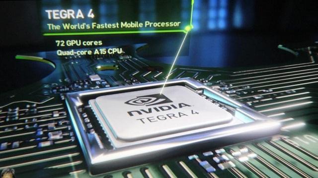 Toshiba sẽ ra thiết bị hỗ trợ Nvidia Tegra 4?