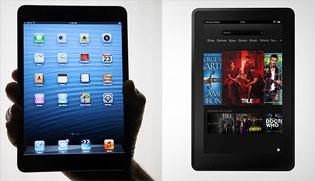 IDC: Android trở thành vua mới của thị trường máy tính bảng