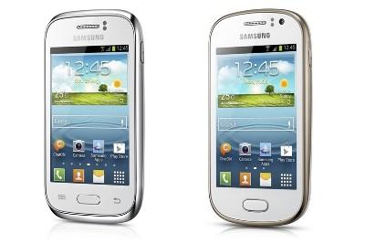 Samsung giới thiệu Galaxy Young và Galaxy Fame