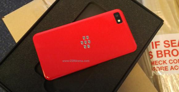 Viết ứng dụng cho BB10, nhận ngay một chiếc Z10 màu đỏ