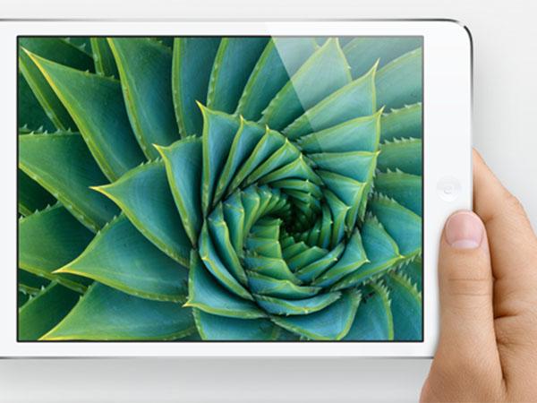 iPad Mini 2 có thể có màn hình 324 PPI
