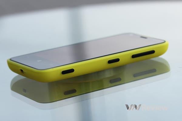 Đánh giá điện thoại Nokia Lumia 620