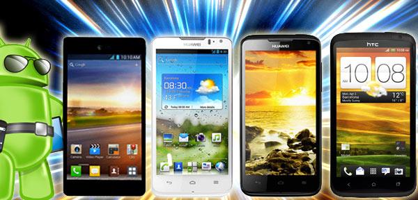 15 smartphone Android lõi tứ khủng nhất hiện nay