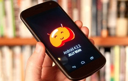 Android 4.2.2 đang thử nghiệm trên Galaxy Nexus