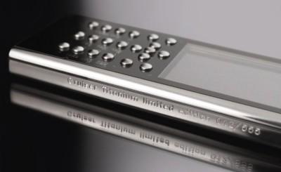 Điện thoại Gresso siêu sang giá 2500 USD