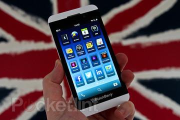 BlackBerry thừa nhận thất bại về thời lượng pin của Z10