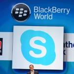 Skype trên BB10 sắp ra mắt