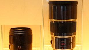 Panasonic thêm ống kính 42.5mm F1.2 và 150mm F2.8 cho máy ảnh không gương lật