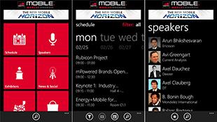 Đã có phần mềm cập nhật sự kiện MWC 2013 cho Windows Phone