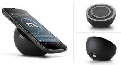 Bộ sạc không dây Nexus 4 được bán trên Google Play