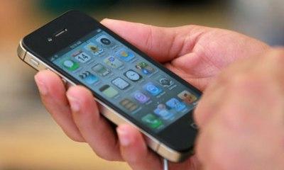 Apple phát hành cập nhật iOS 6.1.1 cho iPhone 4S