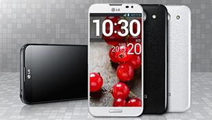 LG Optimus G Pro được phát hành chính thức đầu tiên tại Hàn Quốc