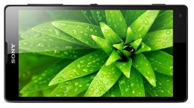 Sony Xperia ZL có tỉ lệ màn hình/thân máy cao nhất