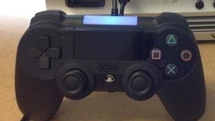 Tay cầm PS4 có thể nhận lệnh điều khiển bằng giọng nói