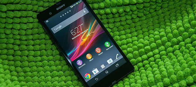 Đánh giá Sony Xperia Z