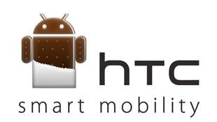 """7 smartphone HTC sẽ """"lên đời"""" Ice Cream Sandwich đầu 2012"""