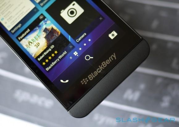 Giá linh kiện BlackBerry Z10 là 154 USD