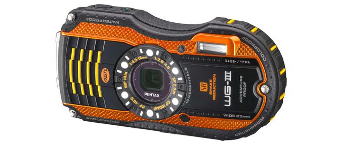 Đánh giá nhanh máy ảnh siêu bền Pentax WG-3