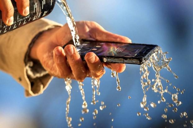 """Sony tung chiến dịch quảng cáo """"tạo ra phép màu"""" cho Xperia Z"""