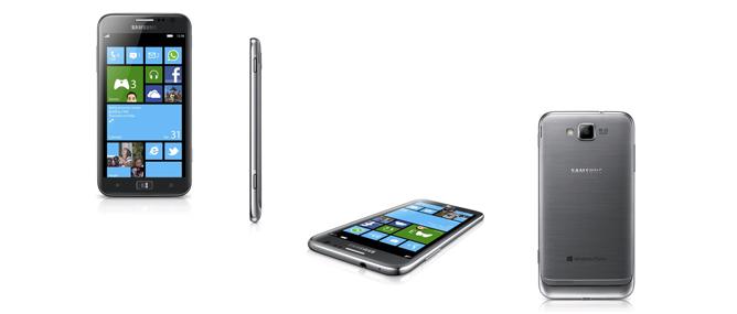 Đánh giá Samsung Ativ S