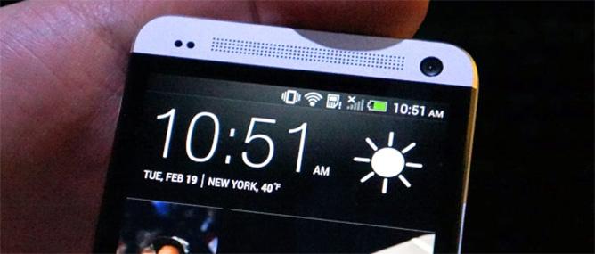 "Trên tay ""bom tấn"" HTC One"